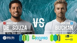 Adriano de Souza takes on Adrian Buchan in the Final at the 2017 Oi Rio Pro in Brazil. Subscribe to the WSL for more action:...