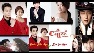 """Video Park Shin Hye & Kim Soo Hyun are couple  with new movie """"A COFFEE TO GO """"