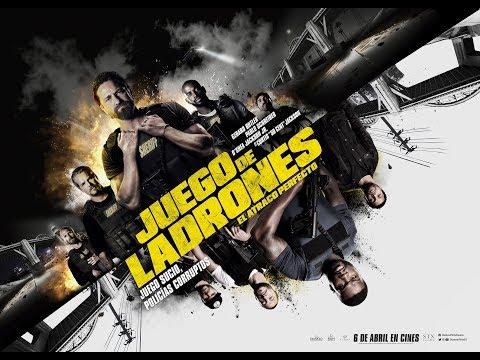 """Juego de ladrones - TV spot """"HEIST""""?>"""