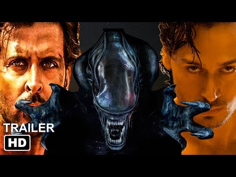 Krrish 4 Trailer( 2019)  - New Concept ( Fake / Fanmade ) - Hritik Roshan & Tiger Shroff