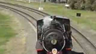 Laidley / Grandchester Australia  city images : ARHS Steam Train Tour to Laidley Part 1