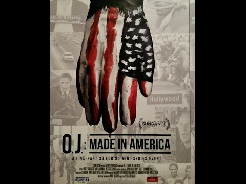 O J   Made in America Trailer 2016