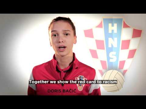 Croatian Women's National Team supports My Tribune
