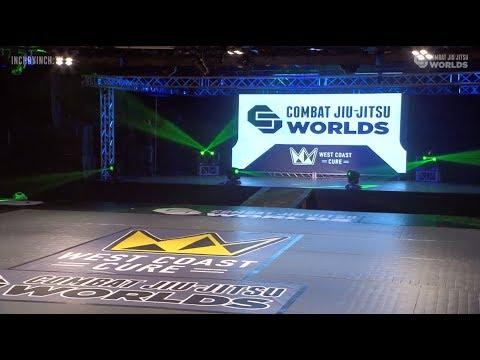 Combat Jiu-Jitsu Worlds 1 - Full Show (видео)