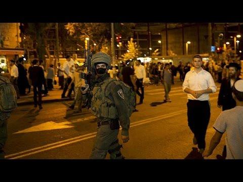 Ιερουσαλήμ: Συνεχίζονται οι συγκρούσεις, αυξάνεται ο αριθμός των νεκρών