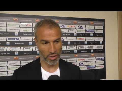 Arezzo-Pistoiese, Intervista con Gianluca Atzori