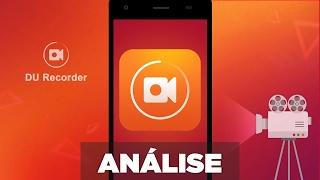 DU Recorder Gravador de Tela | Análise + Download