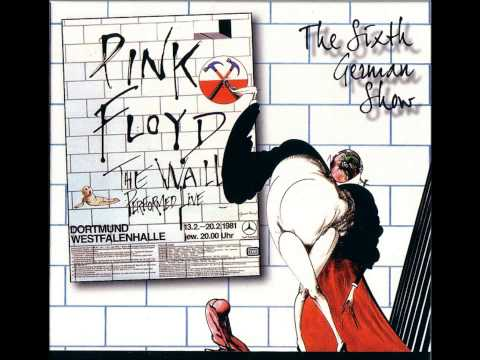 PINK FLOYD VINYL 3LP THE SIXT GERMAN SHOW