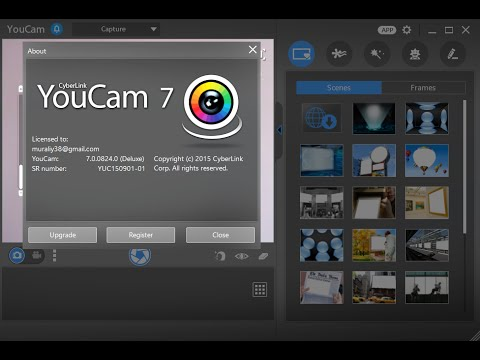 How to Download and Install Cyber link YouCam 7 Deluxe full version [100% works] || TECH-GATES