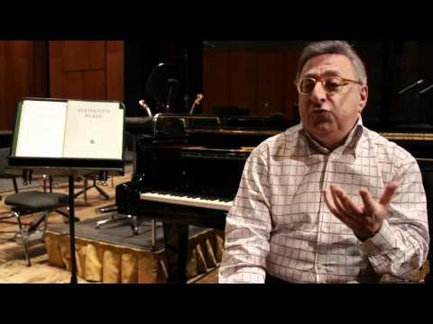 Intervista a Massimiliano Damerini e Marcello Mottadelli - Beethoven al Carlo Felice
