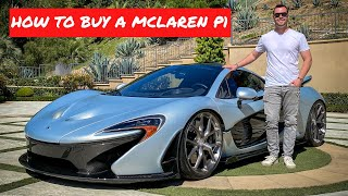 AM I BUYING A MCLAREN P1???!!! *CHEAP P1??* by Vehicle Virgins