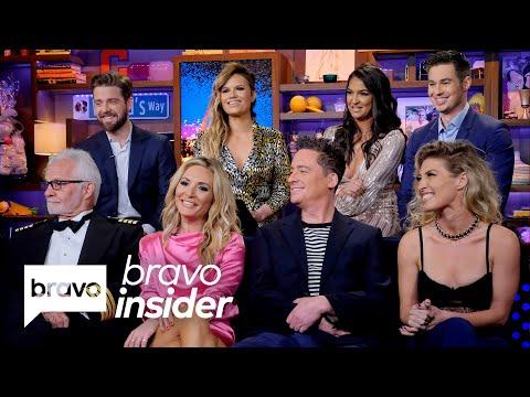Below Deck Alums Share Some Major Relationship Updates   Bravo Insider