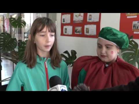 "DAN JABUKE U ŠKOLI ""DR DRAGIŠA MIŠOVIĆ"""