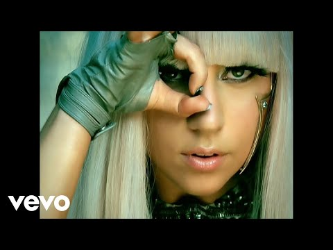 lady gaga - Music video by Lady Gaga performing Poker Face. YouTube view counts pre-VEVO: 26232487. (C) 2008 Interscope Records.