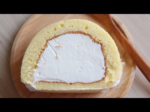 Let's make Roll Cake w/ Honeykki