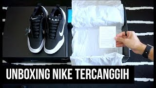 THE SNKRS CHOSEN ONE - UNBOXING NIKE TERCANGGIH