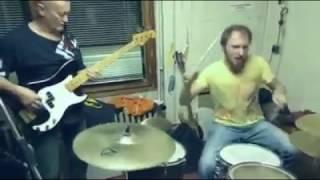 Video Bušení na březnové nahrávání