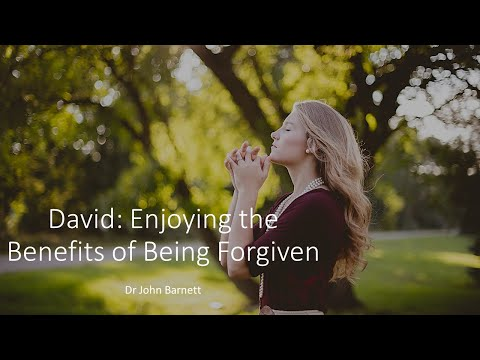 ETERNAL FORGIVENESS--THE CHOICE WITH AN EVERLASTING CONSEQUENCE--Enjoying God's Forgiveness