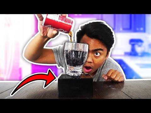THE LEVITATING CUP! (видео)