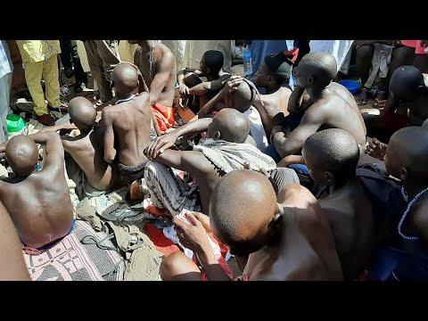 Video - Νιγηρία: Αλυσόδεναν και βίαζαν μαθητές σε ισλαμικό σχολείο- Πάνω από 300 θύματα