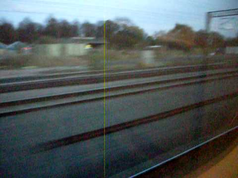 virgin pendolino 125mph (on-board)