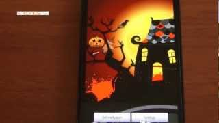 Halloween Live Wallpapers YouTube video