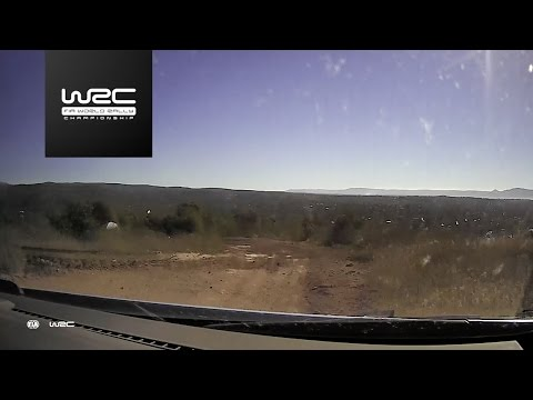 WRC/Rally Argentina - On Board Thierry Neuville