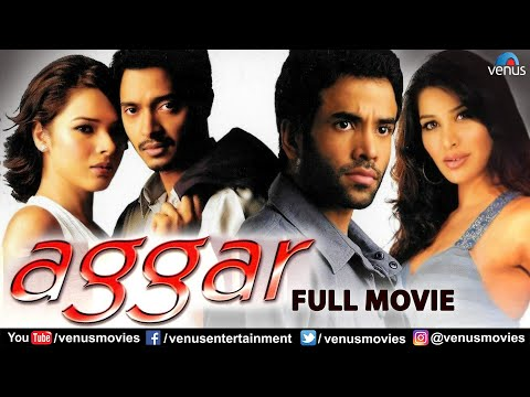 Aggar (HD) Full Hindi Movie | Hindi Romantic Movie | Tusshar Kapoor | Udita Goswami | Shreyas