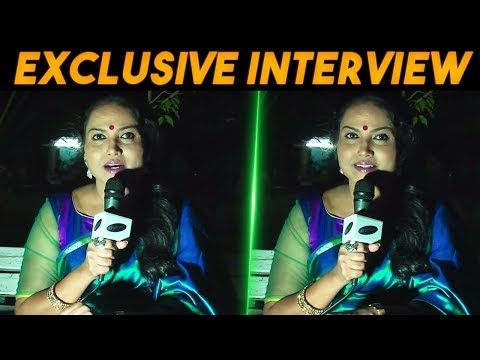 Exclusive Interview With Actress Usha Elizabeth