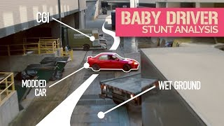 Baby Driver, Stunt Analysis: Carfection At The Drive-In - PILOT EPISODE by Carfection