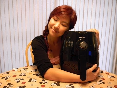 Philips Air fryer Recipes with Liane | Gastrofork