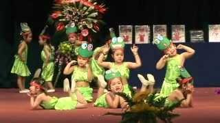 Bún múa Chú ếch con ở Cung Việt Xô