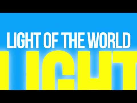 P. Lo Jetson - Light of the World ft. J. Carter (Lyric Video)
