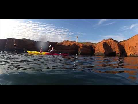video promotionnelle Aerosport-kayak de mer