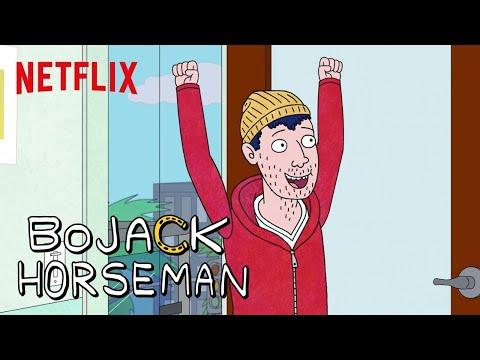BoJack Horseman Season 4 Clip 'Courtney Portnoy'