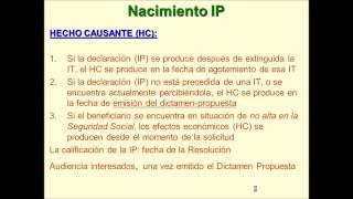 Umh1909 2012-13 Lec010 La Incapacidad Permanente (3/4)