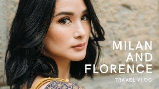 Video MILAN & FLORENCE VLOG WITH FERRAGAMO | Heart Evangelista MP3, 3GP, MP4, WEBM, AVI, FLV November 2018
