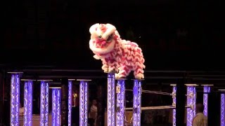 《鱷魚恤香港世界賽》Crocodile World Hong Kong 【 Lion Dance 】Championship 2016 @ Hong Kong Coliseum