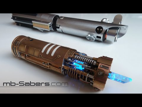 A Highly Detailed FanMade Replica of Luke Skywalker  s Blue