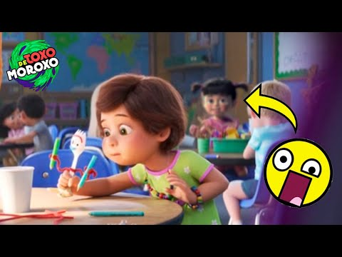 15 Cosas que NO NOTASTE En Películas de Disney y Pixar | DeToxoMoroxo