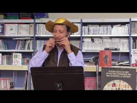 Lectura de las aventuras del Quijote