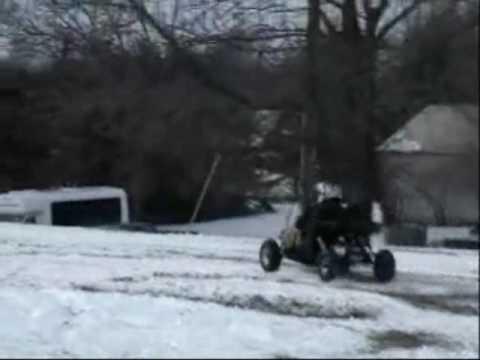 JCL 90cc buggy