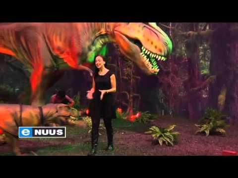 Dinosourusse in Sandton / Dinosaurs in Sandton