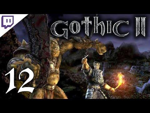 Gothic 2 [VOD, Часть 12] - Визит к Черному Троллю!