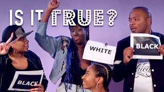 Video White People Can't do Black Hair | Is It True? MP3, 3GP, MP4, WEBM, AVI, FLV Juli 2019