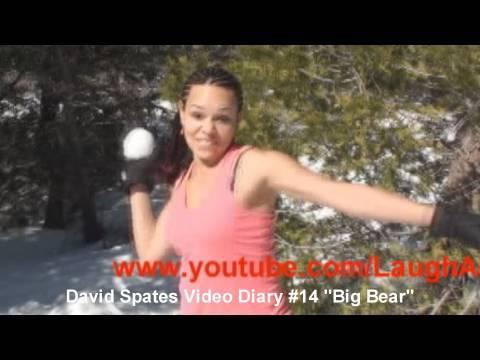 Big Bear 📕 David Spates video diary # 14