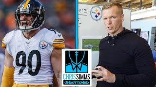 Week 15 Cheat Sheet: How Pittsburgh Steelers brings pressure | Chris Simms Unbuttoned | NBC Sports