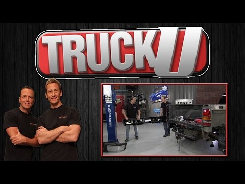 Getting a Wrecked Truck Working Again | TruckU | Season 8 | Episode 5