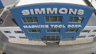 Glenmont (NY) United States  city pictures gallery : Simmons Machine Tool Corporation Manufacturing Facility Tour | Albany, NY, USA
