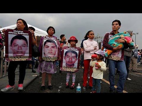 Μεξικό: Διευρύνονται οι έρευνες για την τύχη των 43 εξαφανισθέντων φοιτητών